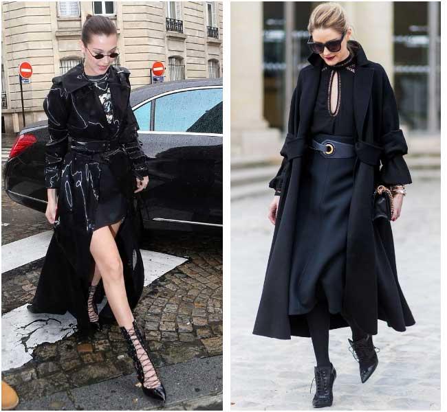 Проверенный total black outfit 2018