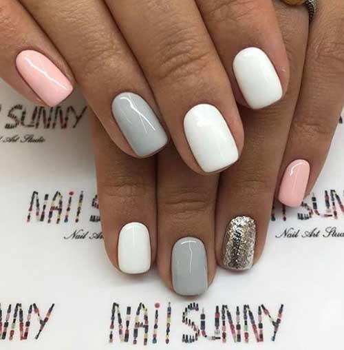 Белый+серый+розовый