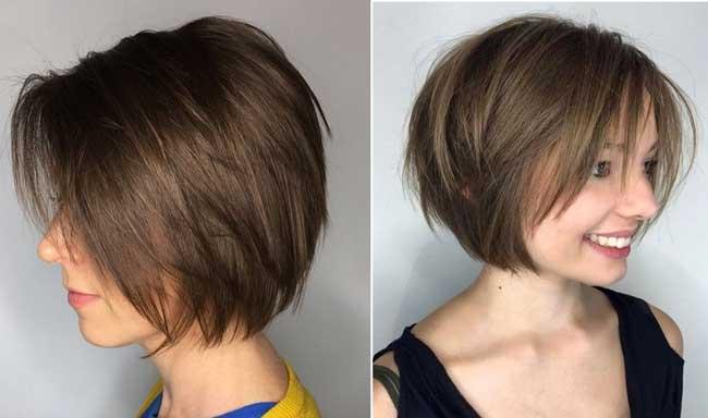 Модные варианты стрижки боб по типу лица: выбираем свою, фото 4