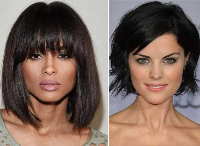 Модные варианты стрижки боб по типу лица: выбираем свою, фото 7