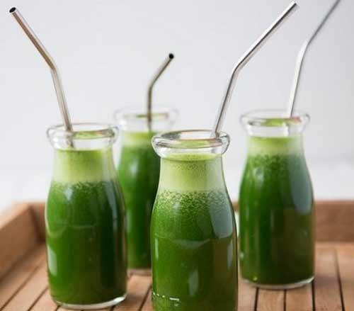 Зеленые смузи для похудения