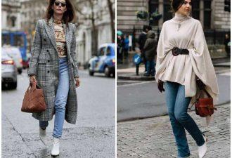 Самые модные джинсы на весну 2018: в тренде