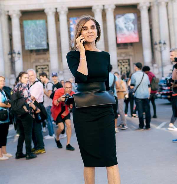 Harper's Bazaar Карин Ройтфельд