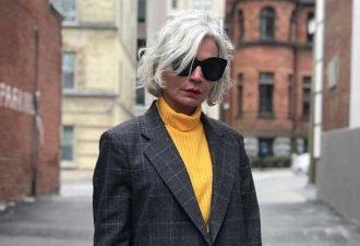 Вне возраста: как выглядеть стильно и модно женщине после 50., фото 6