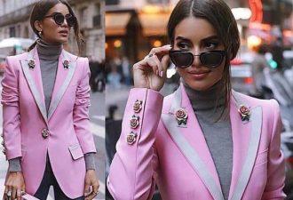 Какой пиджак купить: только самые модные цвета и фасоны