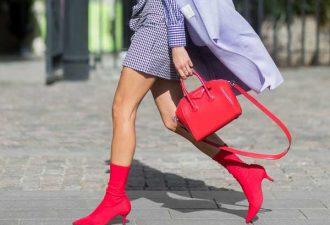 модная палитра 2018 весна-лето
