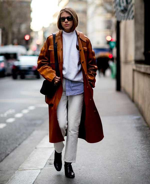 5 стильных образов с джинсами на весну