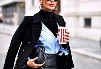 Способы комплектовать модно пиджак с другими вещами