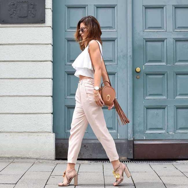 Всегда в моде: как носить бежевый и выглядеть дорого