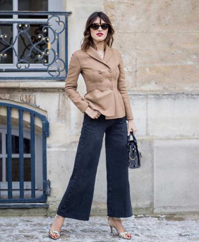 Жанна Дамас: стиль настоящей француженки