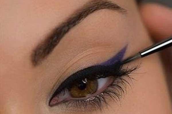 Красивый макияж с двойными стрелками: идеи