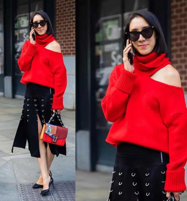 Мрдный свитер 2018