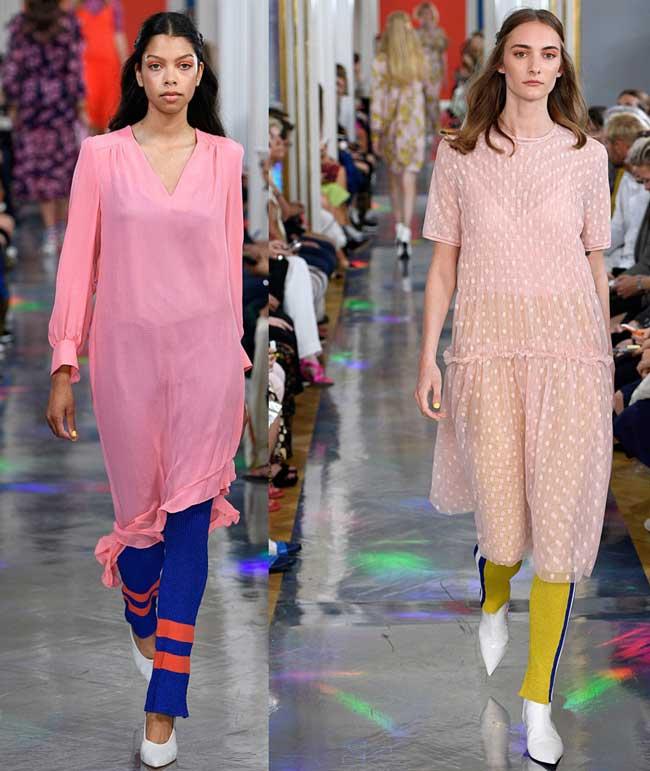 Идеи с чем носить брюки с лампасами