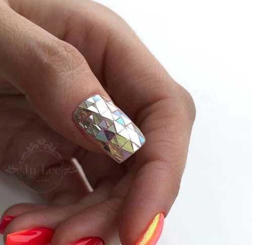 3D дизайн на ногтях - новинка