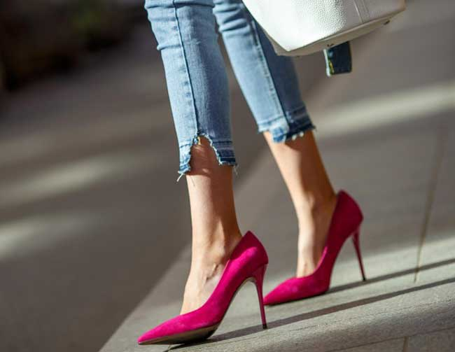 5 пар летней обуви