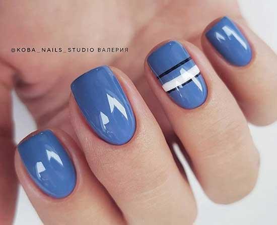 Стемпинг, круглое конфетти: какие тренды в дизайне ногтей