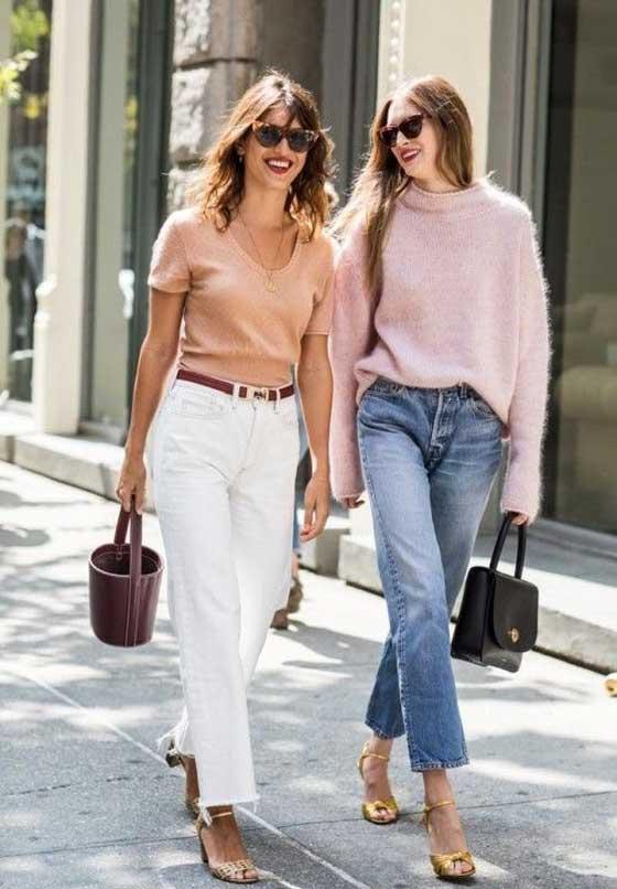 Модные фасоны летних брюк
