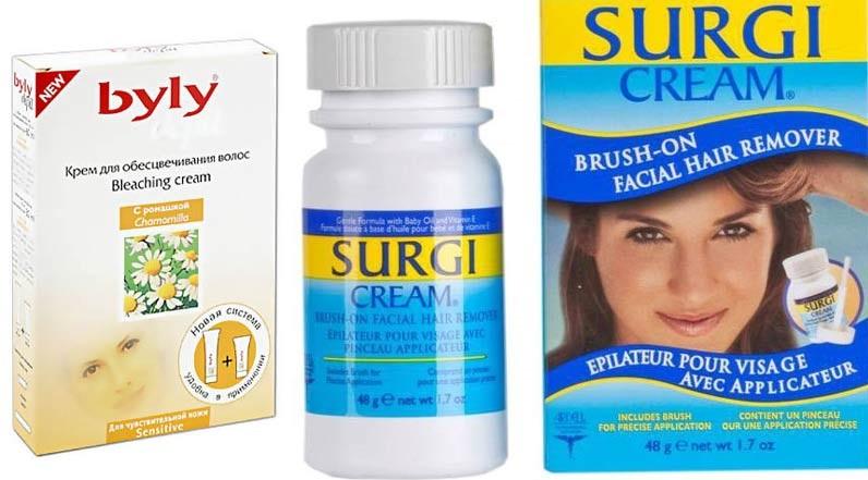 Как-осветлить-и-отбелить-волосы-на-лице-маски,-крема