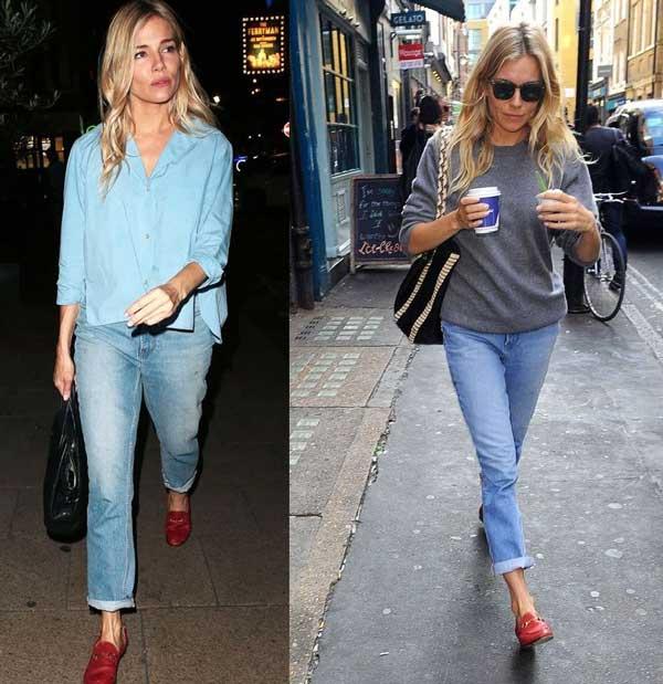 Модные джинсы бойфренды: особенности, с чем носить, кому идут?