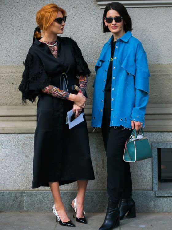 Аксессуары в уличном стиле