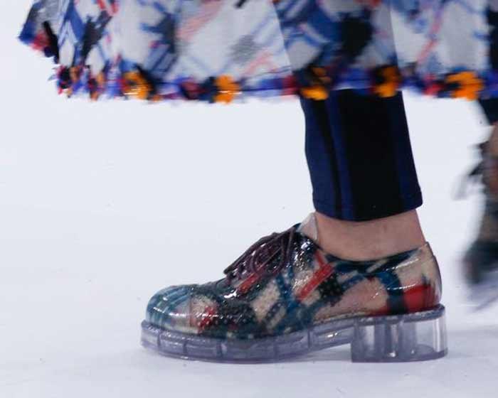Туфли Chanel Collection Spring 2016