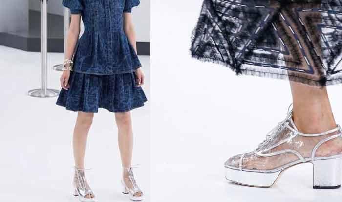 Обувь Chanel Collection Spring 2016