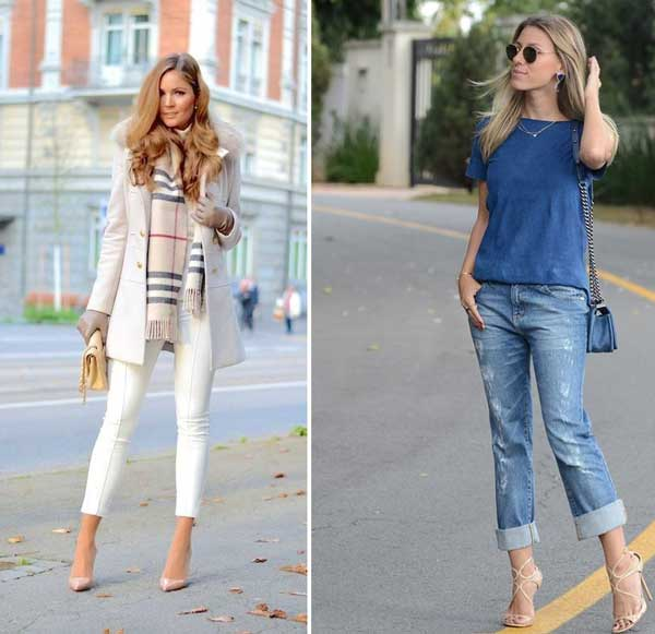 Подвернутые джинсы: как правильно делать подвороты, фото 6