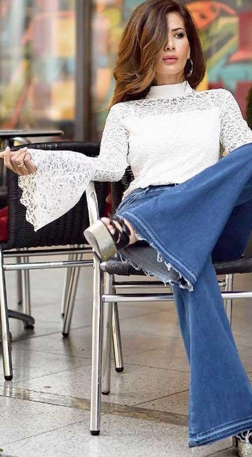 Подвернутые джинсы: как правильно делать подвороты, фото 3