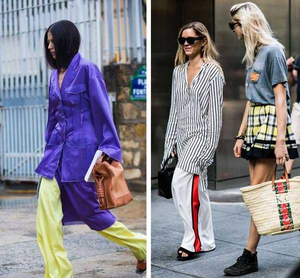Платья поверх наряда: как носить новый тренд 2017