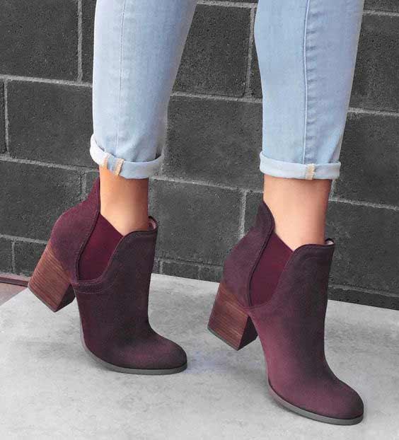 Обувь, чтобы быть выше и стройнее
