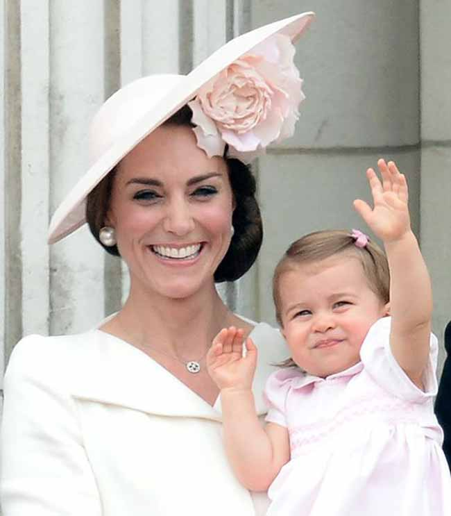 Королевские наряды Kate Middleton