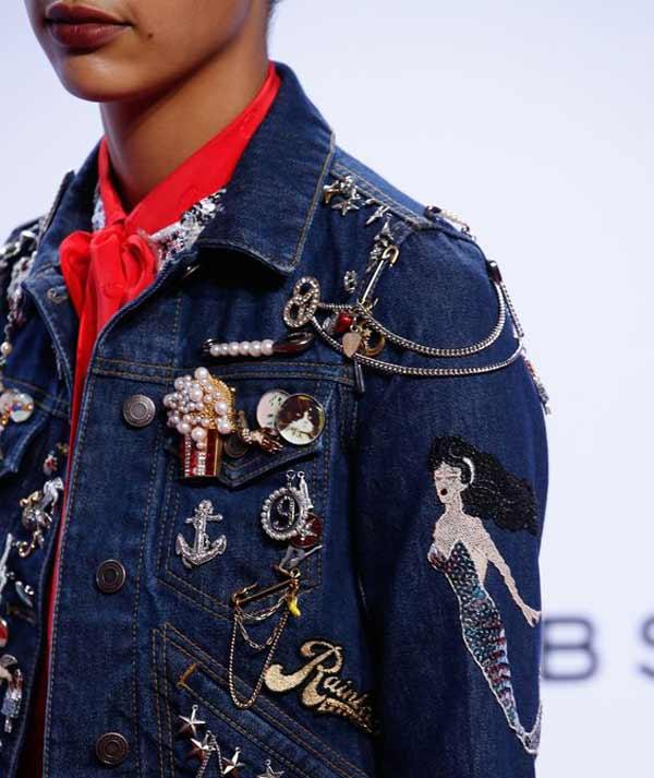 Куртка Marc Jacobs 2016
