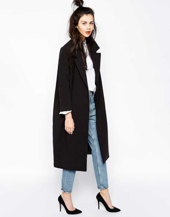 Образы минимализм в одежде