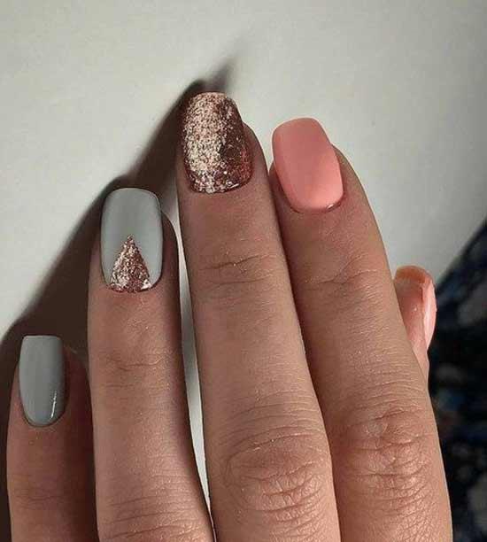 Золотой треугольник у основания ногтя