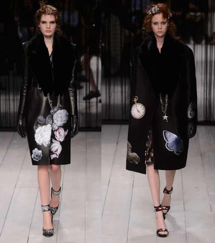 Кожаное пальто с вышивкой alexander-mcqueen-osen-zima-2016-2017