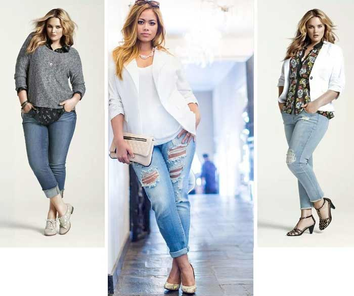 Обтягивающие джинсы и полнота как правильно подобрать длину брюк