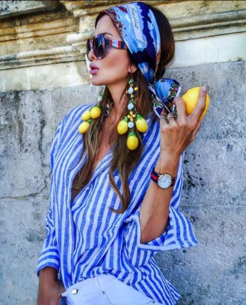 Модный блоггер в возрасте