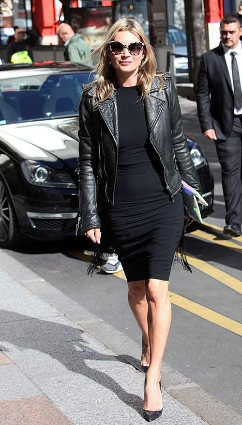 Кейт в солнечных очках