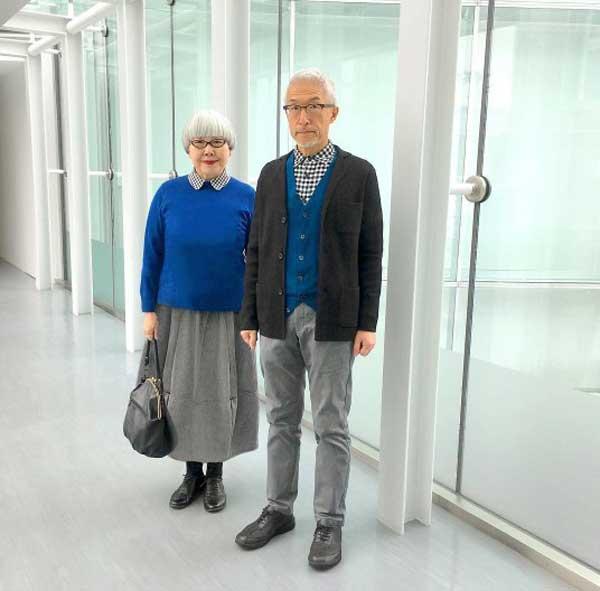 модные пожилые блогеры