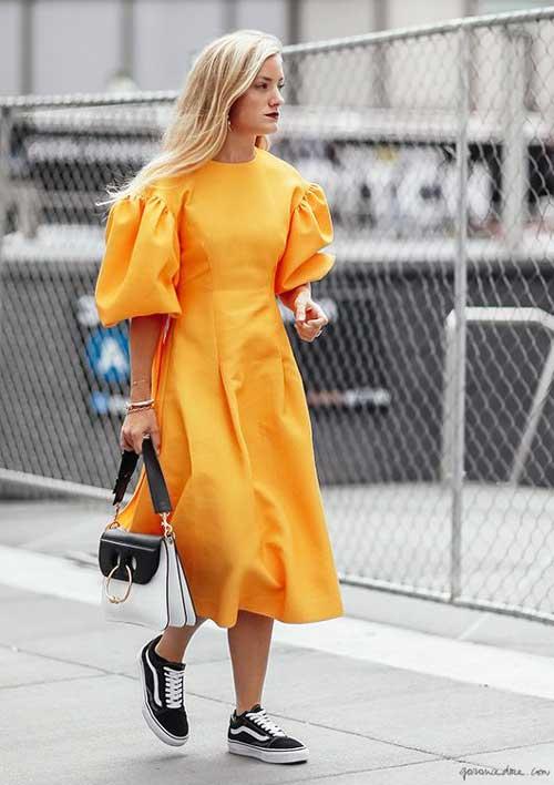 Желтый цвет-блондинка