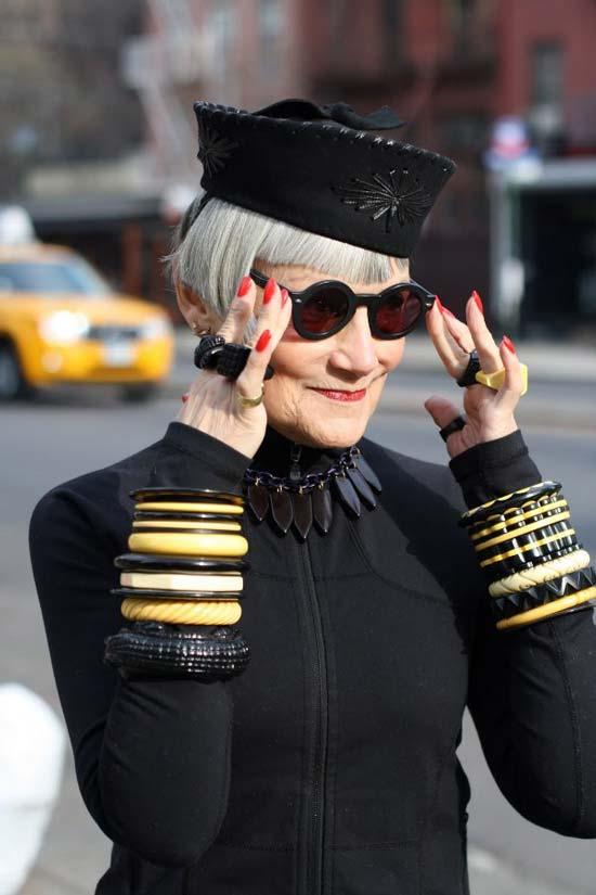 Взрослая женщина и стиль