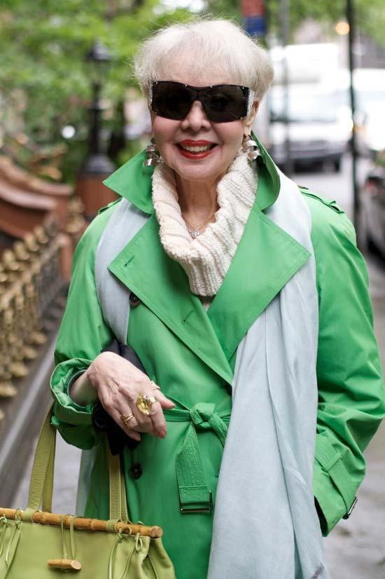 Современные модницы в возрасте