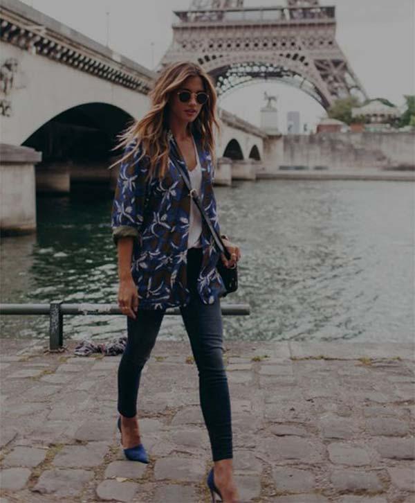 Качественная одежда француженок
