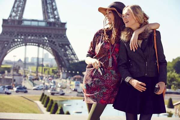 Paris, стиль, особенности