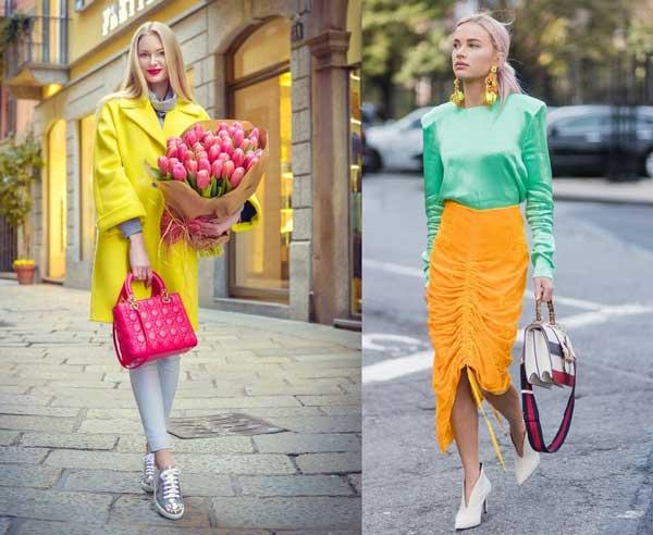 Цвет солнца и золота: как подобрать желтый цвет в одежде по цветотипу