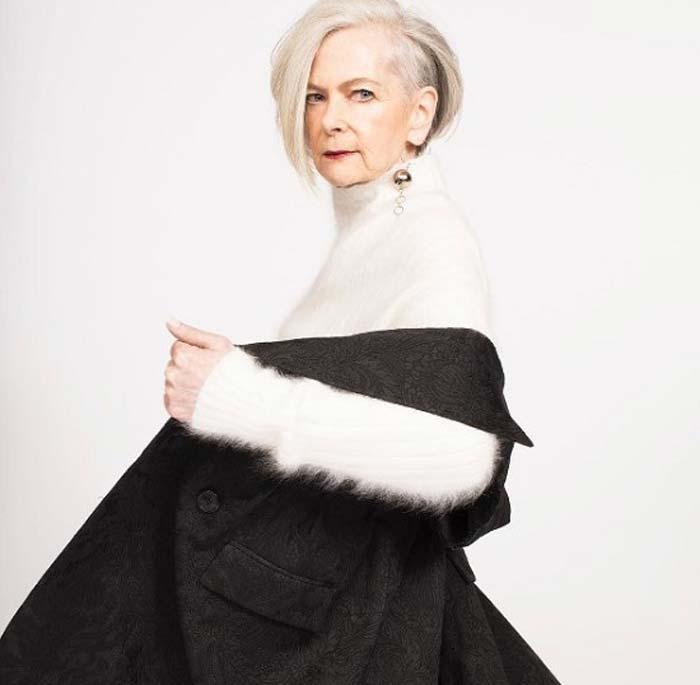 Стильная и модная Лин Слейтер