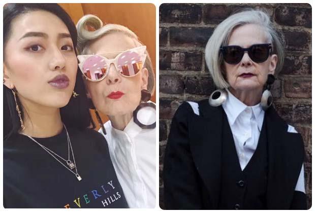 63-летняя профессор социологии неожиданно покорила мир моды