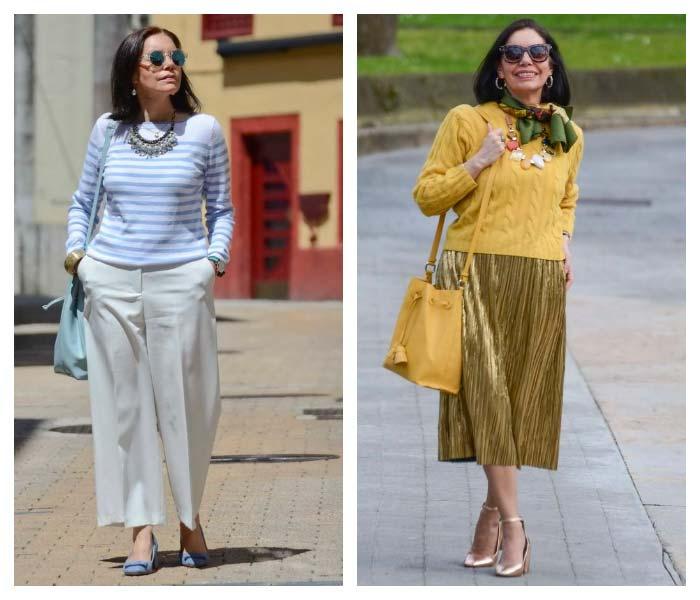 Мода для 45 летних женщин