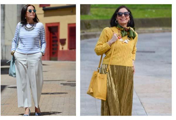 Вне возраста: как выглядеть стильно и модно женщине после 50