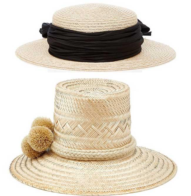 Соломенные шляпы